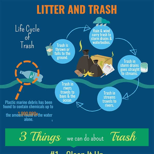 An introduction to plastic and marine litter