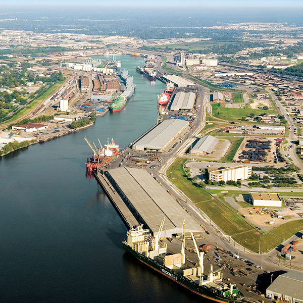 Photo Credit: Houston Ship Channel